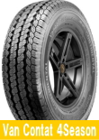 VancoContact 4Season 235/65R16C(VW) 121/119R