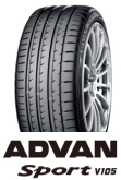 ADVAN Sport V105E 315/30ZR22 (107Y) XL N0