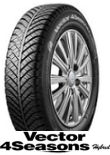 Vector 4Seasons Hybrid 185/70R14 88H