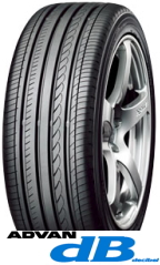 ADVAN dB V551 235/35R19 91W XL