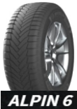 ALPIN 6 195/45R16 84H XL