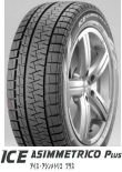 ICE ASIMMETRICO PLUS 205/60R16 96Q XL