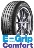 EfficientGrip Comfort 215/45R18 93W XL