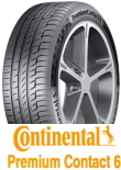PremiumContact 6 225/45R19 92W SSR ☆