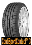 ContiSportContact 3 245/45R17 95W MO
