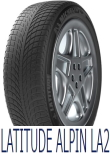 LATITUDE ALPIN LA2 255/50R20 109V XL