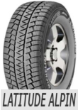 LATITUDE ALPIN 255/55R18 109V XL N1