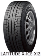 LATITUDE X-ICE XI2 235/65R17 108T XL