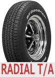 Radial T/A P245/60R14 98S RWL