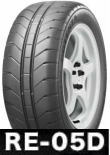 POTENZA RE-05D TYPE A 265/35R18 97W XL