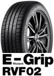 EfficientGrip RVF02 215/45R18 93W XL(21.3月発売)