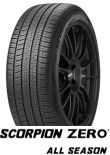 SCO ZERO ALL SEASON 235/50R20 104W XL JLR pncs