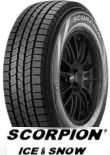 SCORPION ICE & SNOW 255/55R18 109V XL (N1)