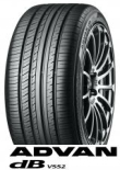 ADVAN dB V552 265/35R18 97W XL